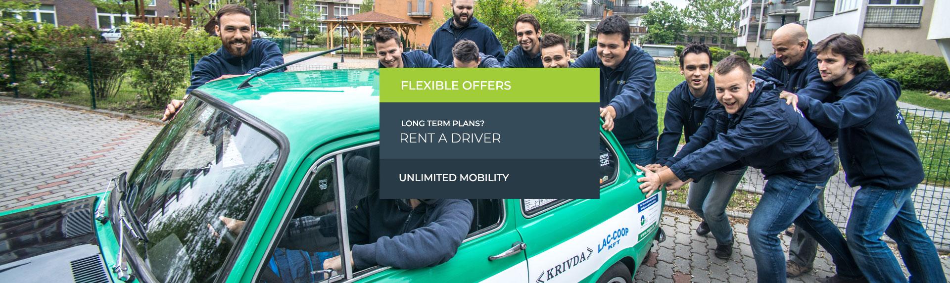 Flexible offers